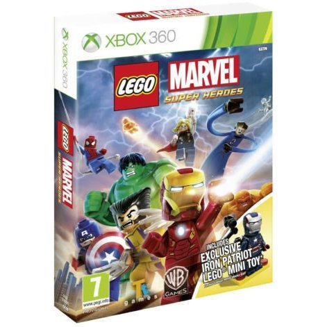 LEGO Marvel Super Heroes  (w/ Iron Patriot)