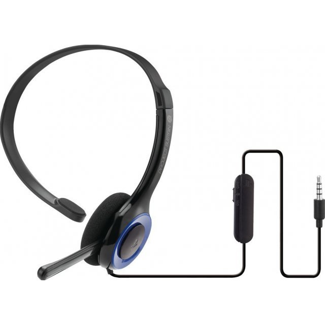 Venom Officially Licensed Mono Chat Headset (PS4)