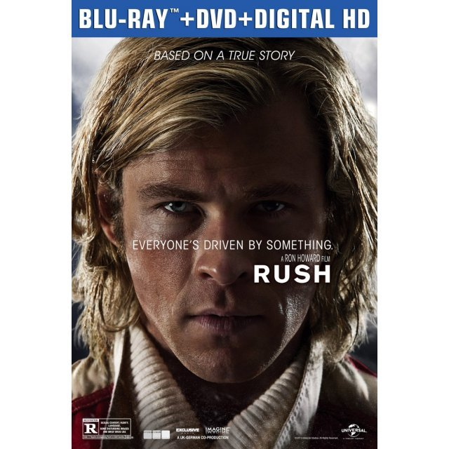 Rush [Blu-ray+DVD+Digital HD Copy]
