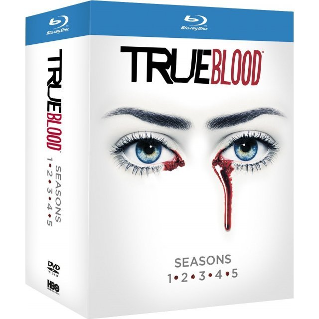 True Blood: Season 1-5