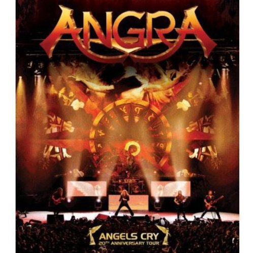 Angra: Angels Cry (20th Anniversary Tour)
