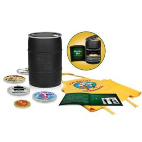 Breaking Bad: The Complete Series [Blu-ray+Digital Copy+Ultraviolet]