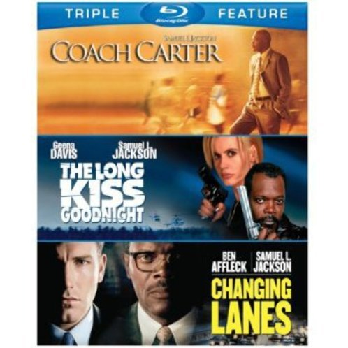 Coach Carter / The Long Kiss Goodnight / Changing Lanes