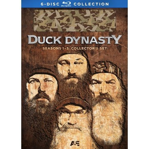Duck Dynasty: Seasons 1-3 Collector's Set