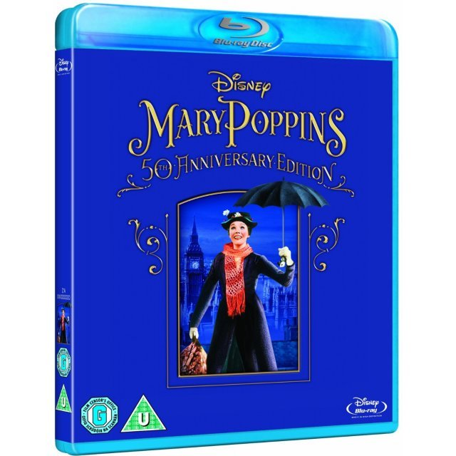 Mary Poppins [50th Anniversary Edition]