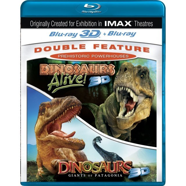 Prehistoric Powerhouses Double Feature