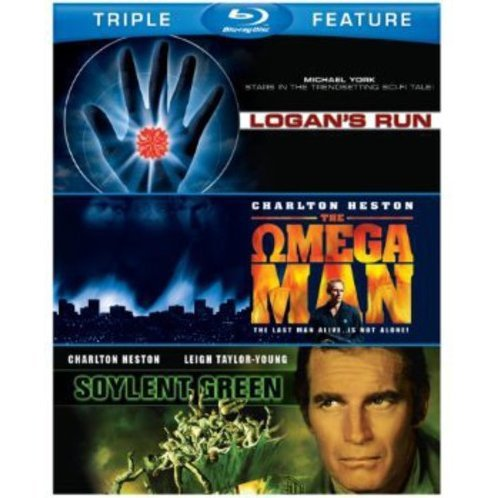 Soylent Green / Logan's Run / The Omega Man