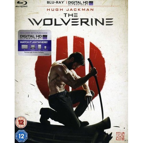 The Wolverine [Blu-ray+Digital HD UltraViolet]