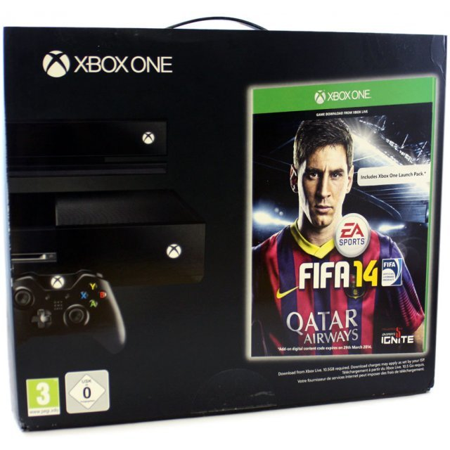 Xbox One Console System (FIFA 14)