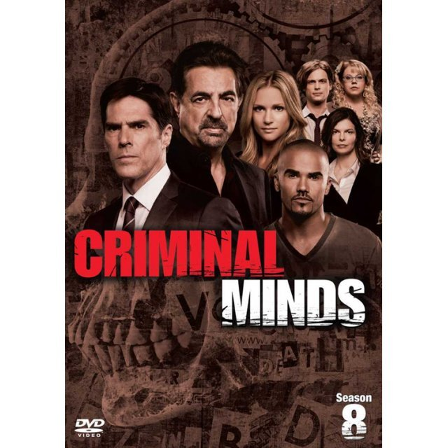 Criminal Minds The Eighth Season [5DVD]