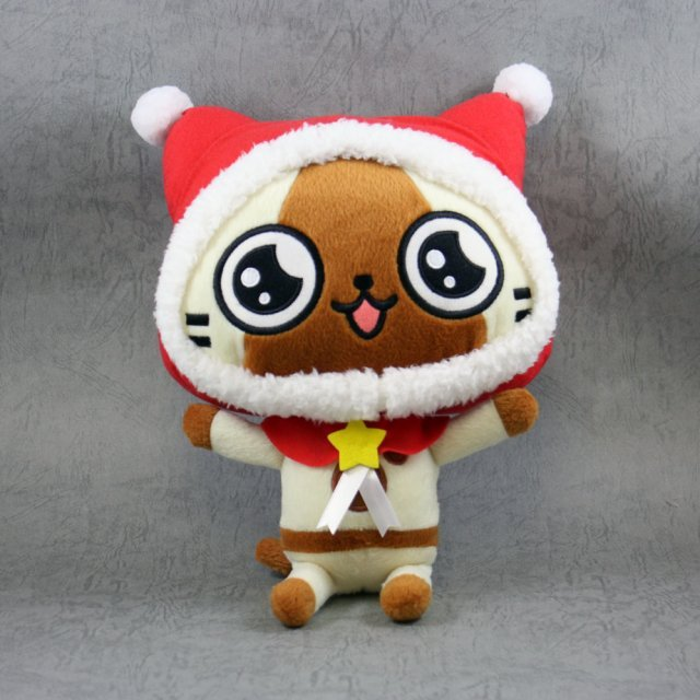 Monster Hunter Super DX XMAS Plush - XMAS Airou