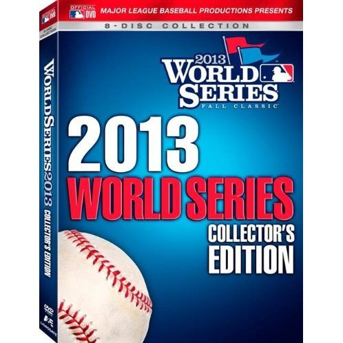 Official 2013 World Series Collector's Edition Set