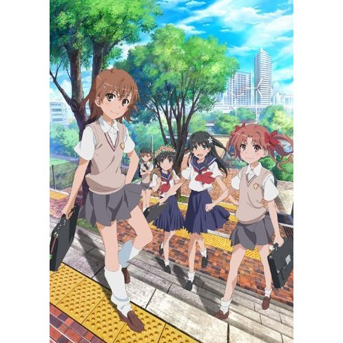 Toaru Kagaku No Railgun S Vol.7 [Limited Edition]
