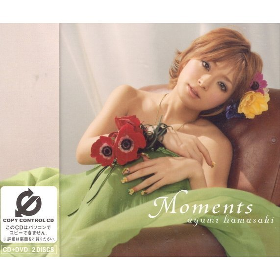 Moments [CD+DVD]