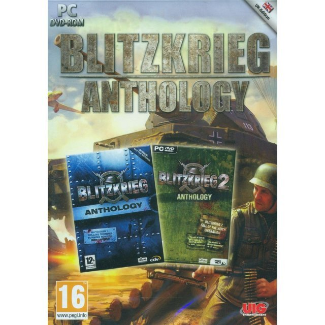 Blitzkrieg Anthology (DVD-ROM)