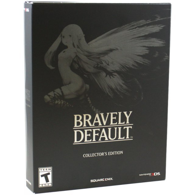 Bravely Default (Deluxe Collector's Edition)