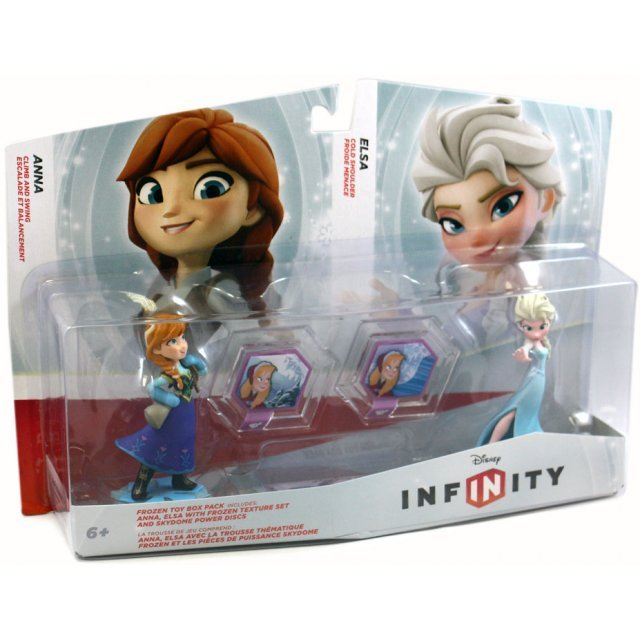 Disney Infinity: Frozen Toy Box Set