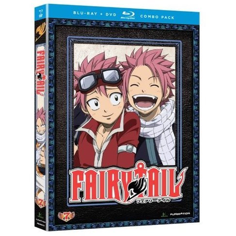 Fairy Tail: Part 7 [Blu-ray+DVD]