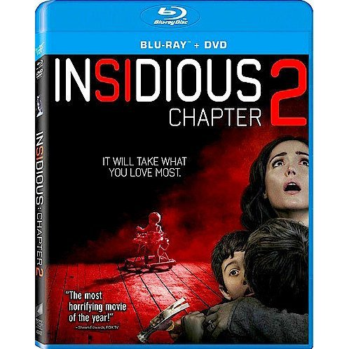Insidious: Chapter 2 [Blu-ray+DVD+Digital Copy+UltraViolet]