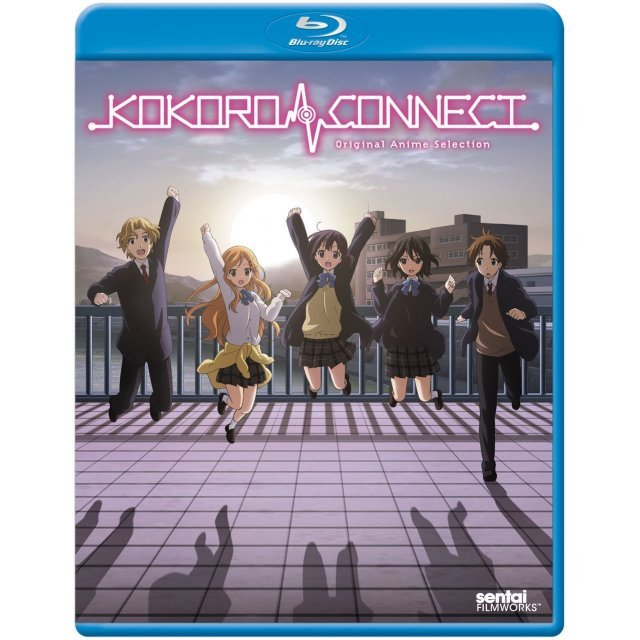 Kokoro Connect: OVA Complete Collection