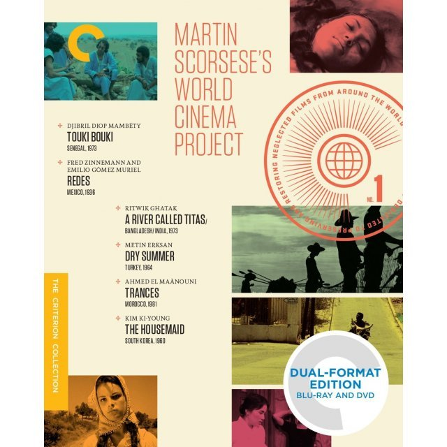 Martin Scorsese's World Cinema Project [Blu-ray+DVD]