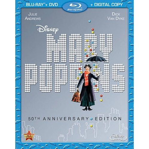 Mary Poppins [Blu-ray+DVD+Digital Copy]