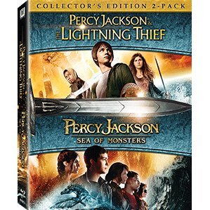 Percy Jackson 1+2 Box Set