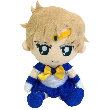 Sailor Moon Mini Plush Doll: Sailor Uranus (Re-run)