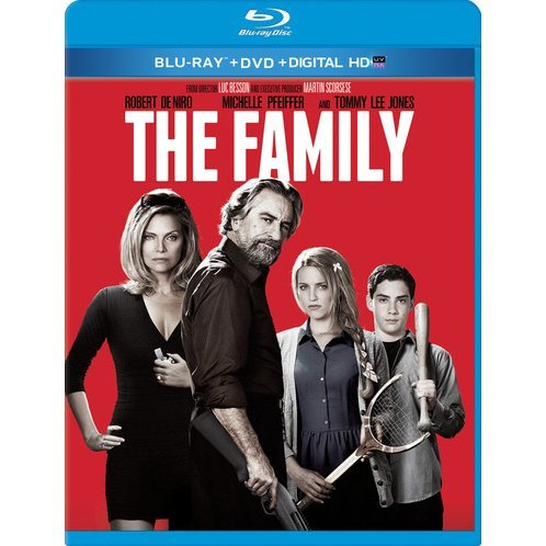 The Family [Blu-ray+DVD]