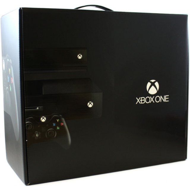 Xbox One Console System (Day One Edition)