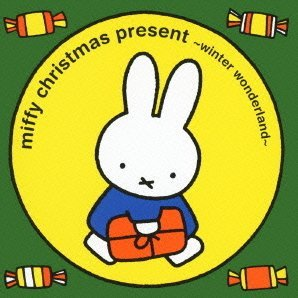 Eigo De Utaou Miffy Christmas Present - Winter Wonderland