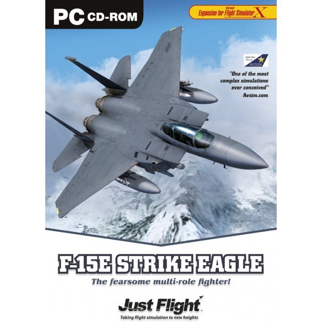 F-15E Strike Eagle for FSX
