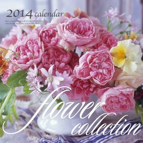 Flower Collection [Calendar 2014]