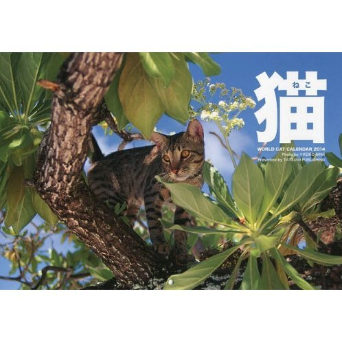 Neko World Cat [Calendar 2014]
