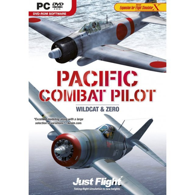 Pacific Combat Pilot for FSX (DVD-ROM)