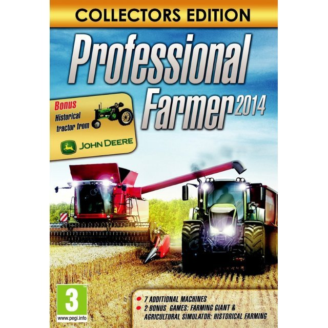 Professional Farmer 2014. Collector`S Edition (2013)