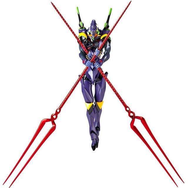 Revoltech Yamaguchi Series No.136 Rebuild of Evangelion: Eva Unit 13 (Re-run)
