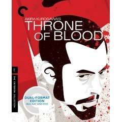 Throne of Blood [Blu-ray+DVD]