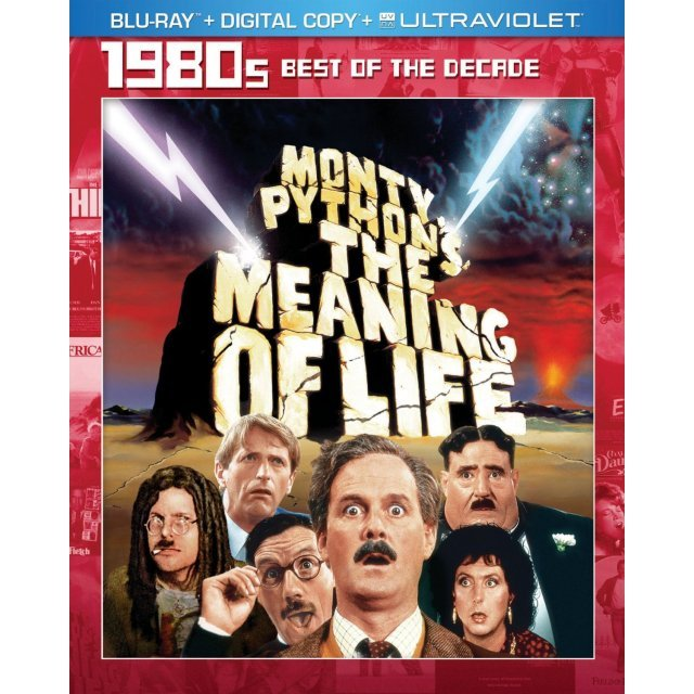Monty Python's The Meaning of Life [Blu-ray+Digital Copy+UltraViolet]