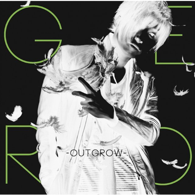 Outgrow (Tokyo Ravens Intro Theme Single) [CD+DVD Limited Edition Type A]