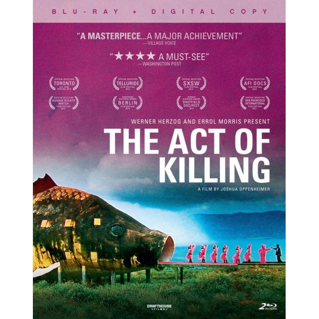 The Act of Killing [Blu-ray+Digital Copy]