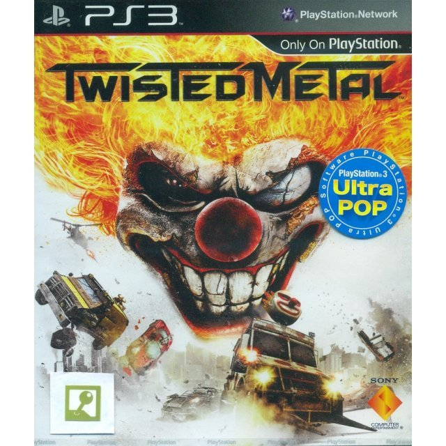 Twisted Metal (PS3 Ultra Pop)