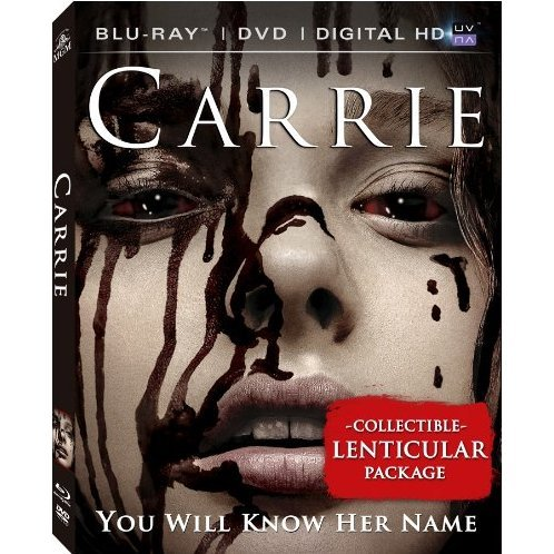 Carrie [Blu-ray+DVD+Digital Copy+UltraViolet]