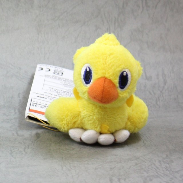 Square Enix Final Fantasy Mascot Mini Plush Strap: Chocobo