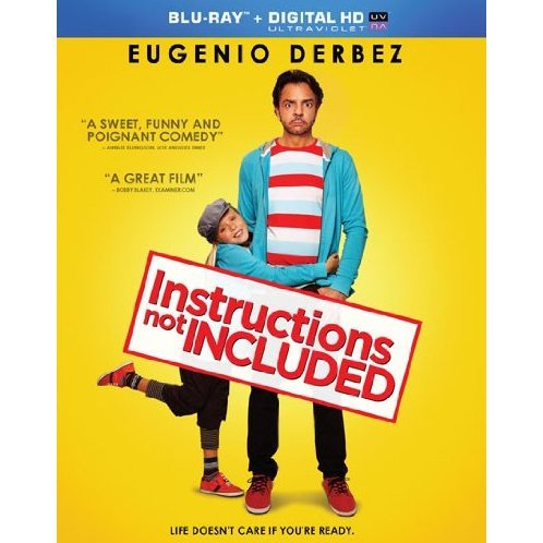 Instructions Not Included [Blu-ray+Digital HD]