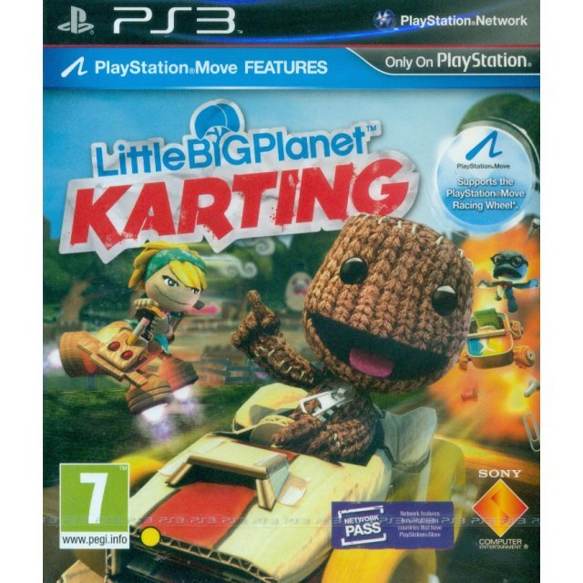 LittleBigPlanet Karting (Essentials)
