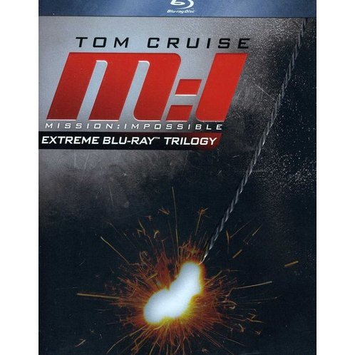 Mission: Impossible - Extreme Trilogy Collection