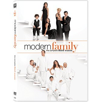 Modern Family: Season 3 [3DVD]