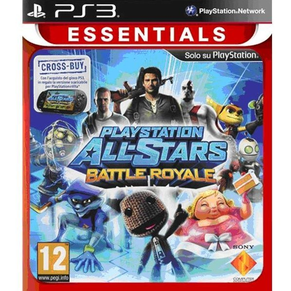 PlayStation All-Stars Battle Royale (Essentials)