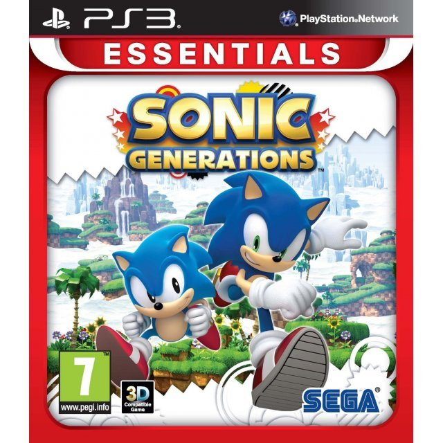Sonic Generations (Essentials)